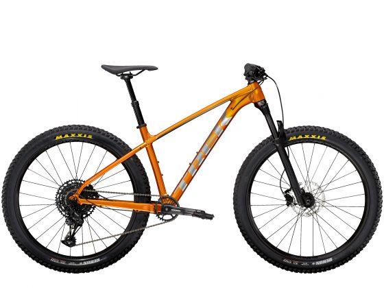 Trek Roscoe 7 Orange