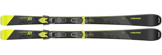 HEAD Ski Super Joy Noir