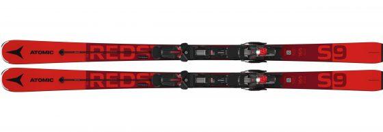 Ski Atomic Redster S9 X12GW Rouge
