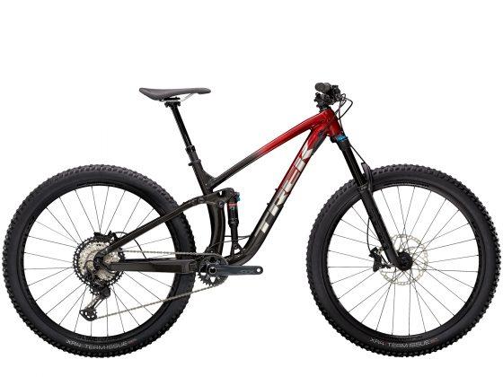 Trek Fuel EX 8 XT Rouge Noir