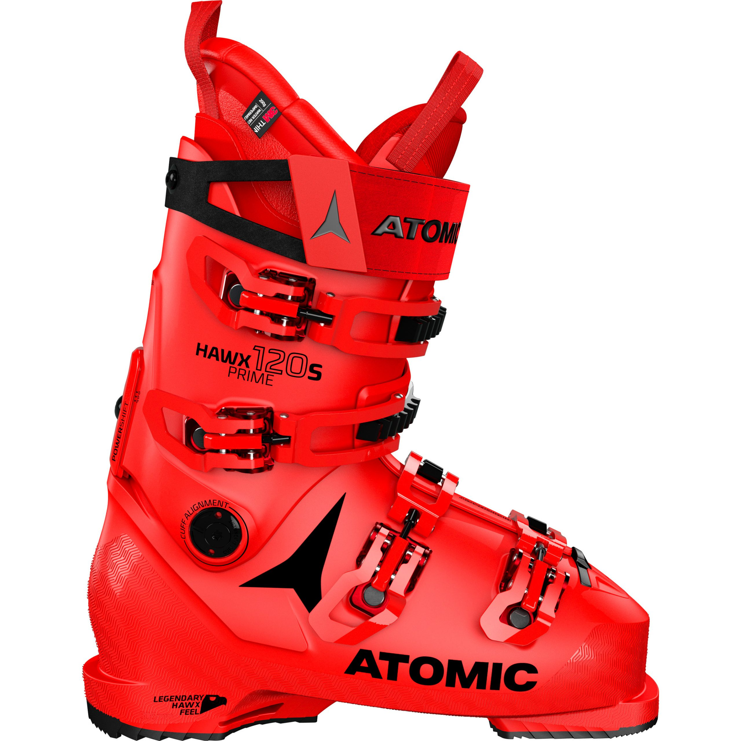 Botte Atomic Hawx Prime 120S Rouge Noir