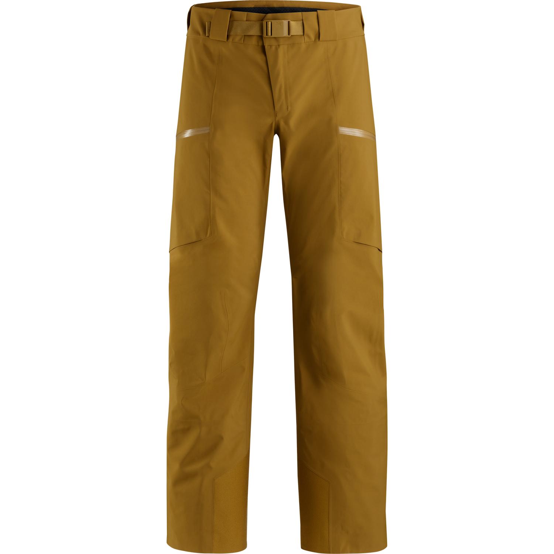 Pantalon Arc'teryx Sabre AR Homme Jaune