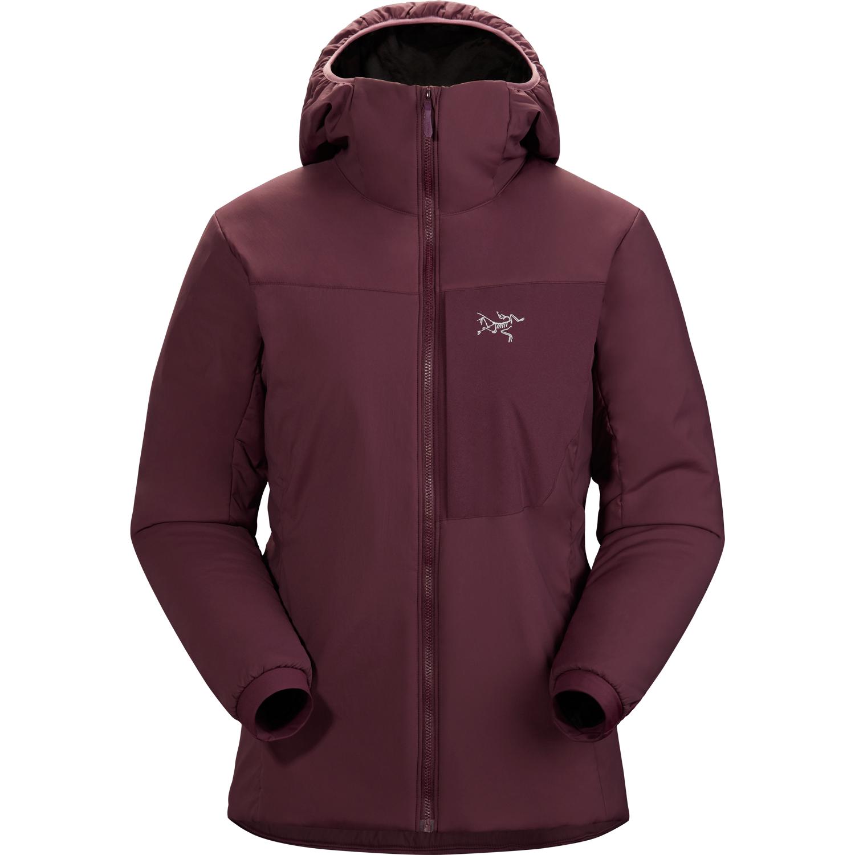 Veste à capuche Arc'teryx Proton LT Femme Rouge