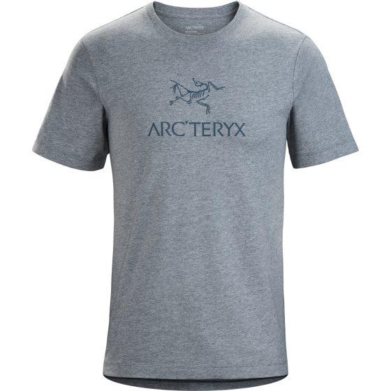 T-Shirt Arc'teryx Arc'word Homme Gris