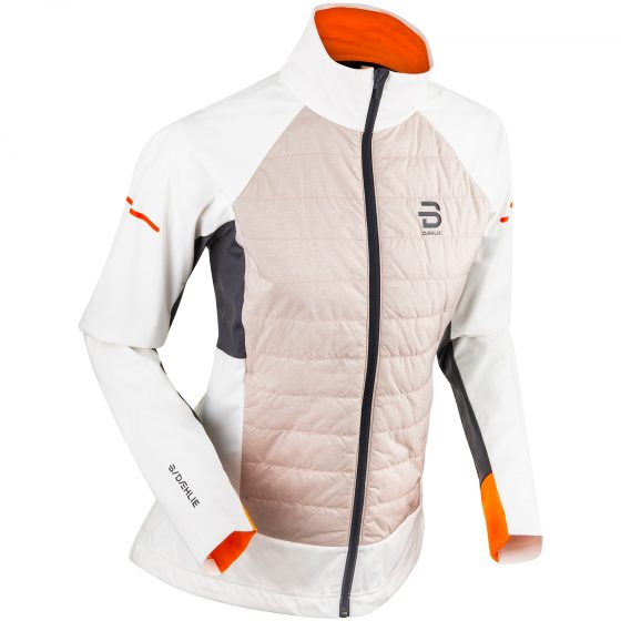 Veste Bjorn Daehlie Jacket Challenge Femme Blanc