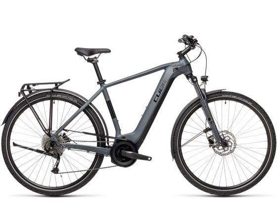 CUBE Touring Hybrid ONE 500 Gris