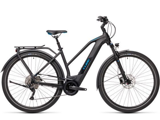CUBE Kathmandu Hybrid Pro 625 Noir Bleu