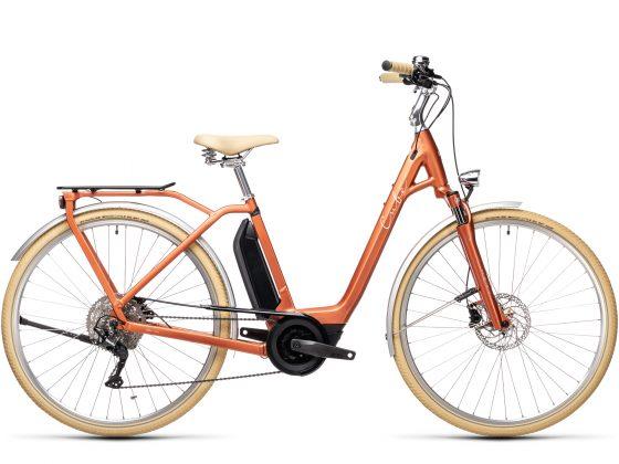 CUBE Ella Ride Hybrid 500 Orange