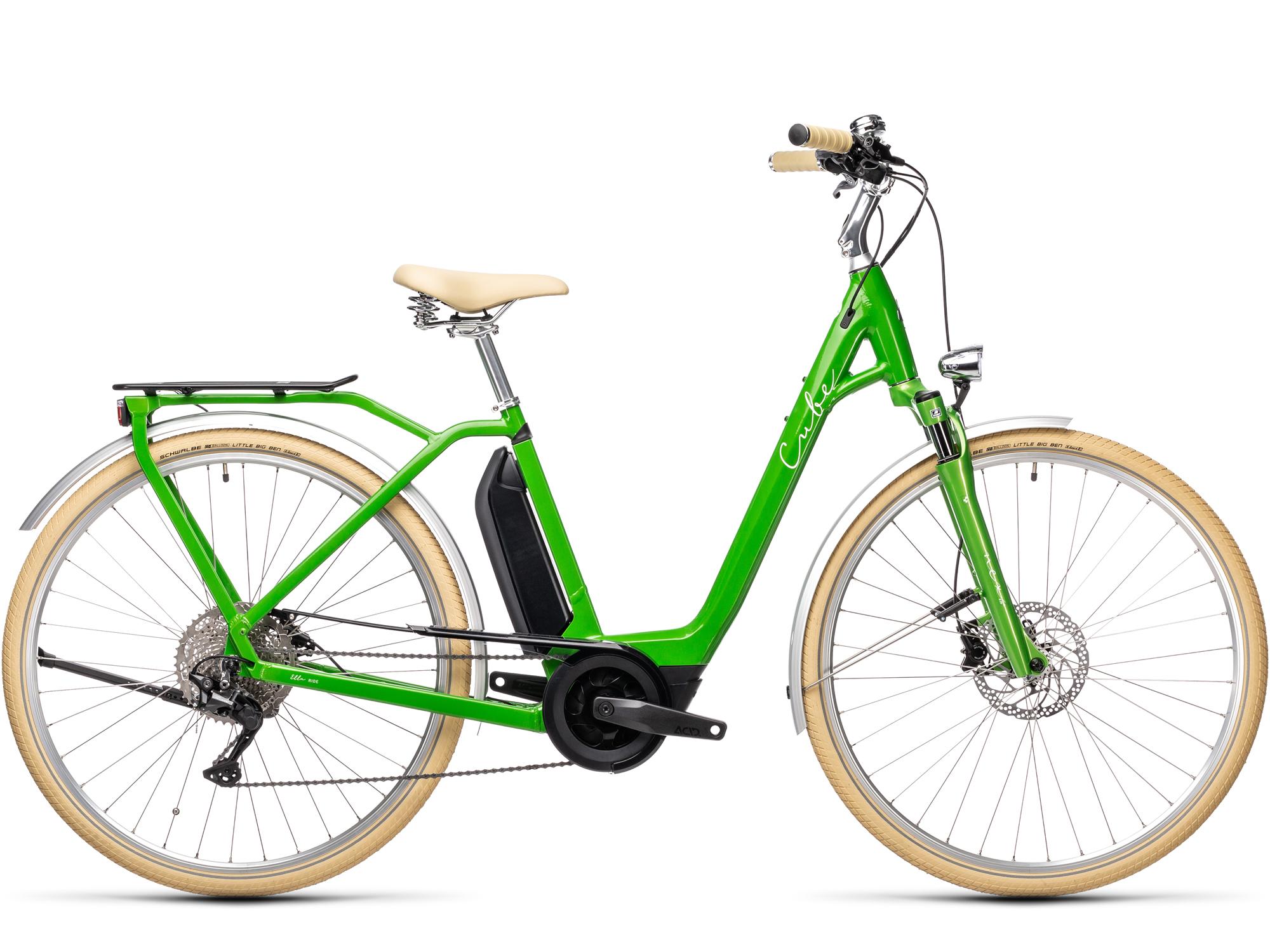 CUBE Ella Ride Hybrid 500 Vert