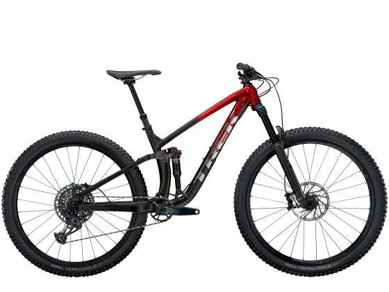 Trek Fuel EX 8 GX Rouge Noir