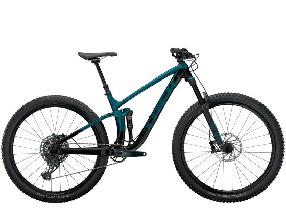 Trek Fuel EX 8 GX Bleu Noir