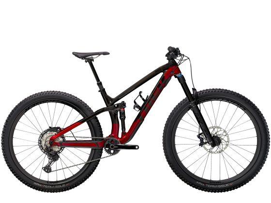 Trek Fuel EX 9.8 XT Noir Rouge