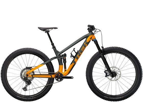 Trek Fuel EX 9.8 XT Noir Orange
