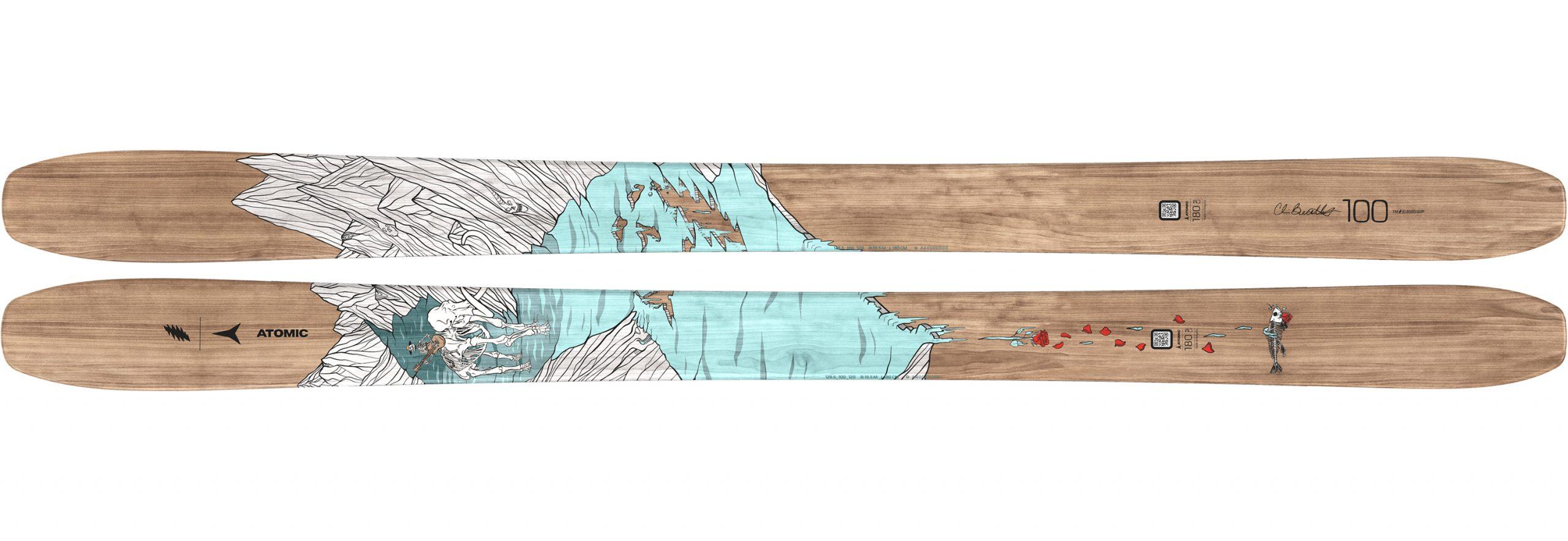 Ski Atomic Bent Chetler 100
