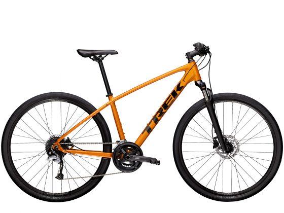 Trek Dual Sport 3 Orange