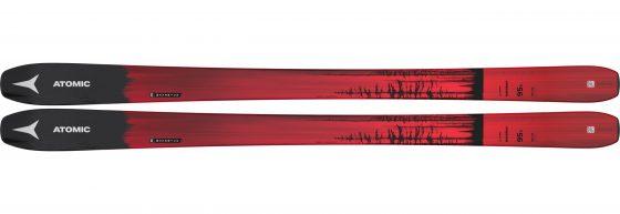 Atomic Maverick 95 Ti 2022 Rouge Forêt