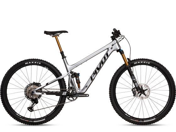 Pivot Trail 429 Pro XT/XTR Argent Roues Carbone