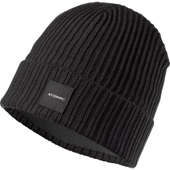 Tuque Atomic Alps Knit Noir