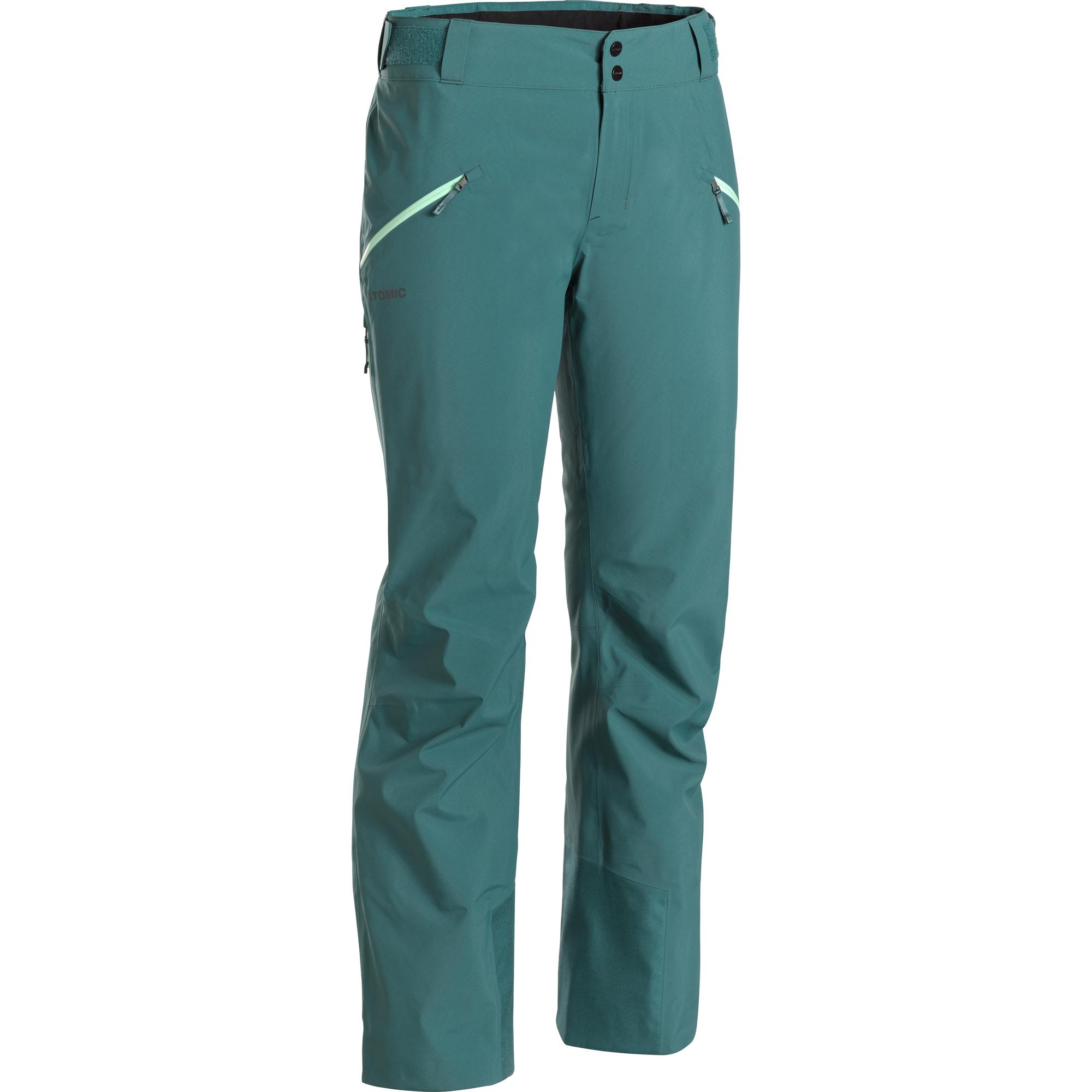Pantalon Atomic Revent 3L GTX Vert Foncé