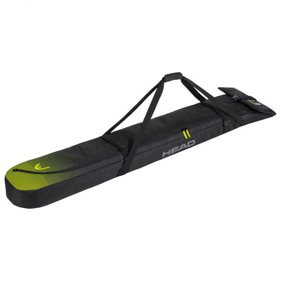 Sac à ski HEAD Allride double Noir et Jaune