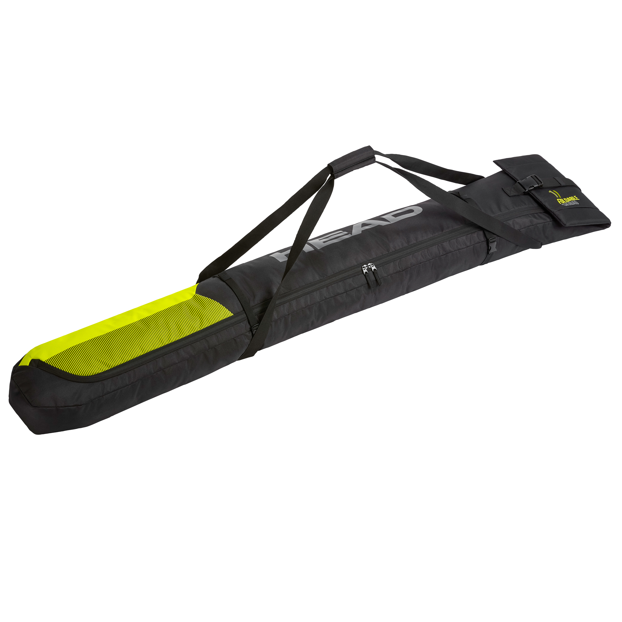 Sac à ski HEAD Allride Simple 2021 Noir et Jaune