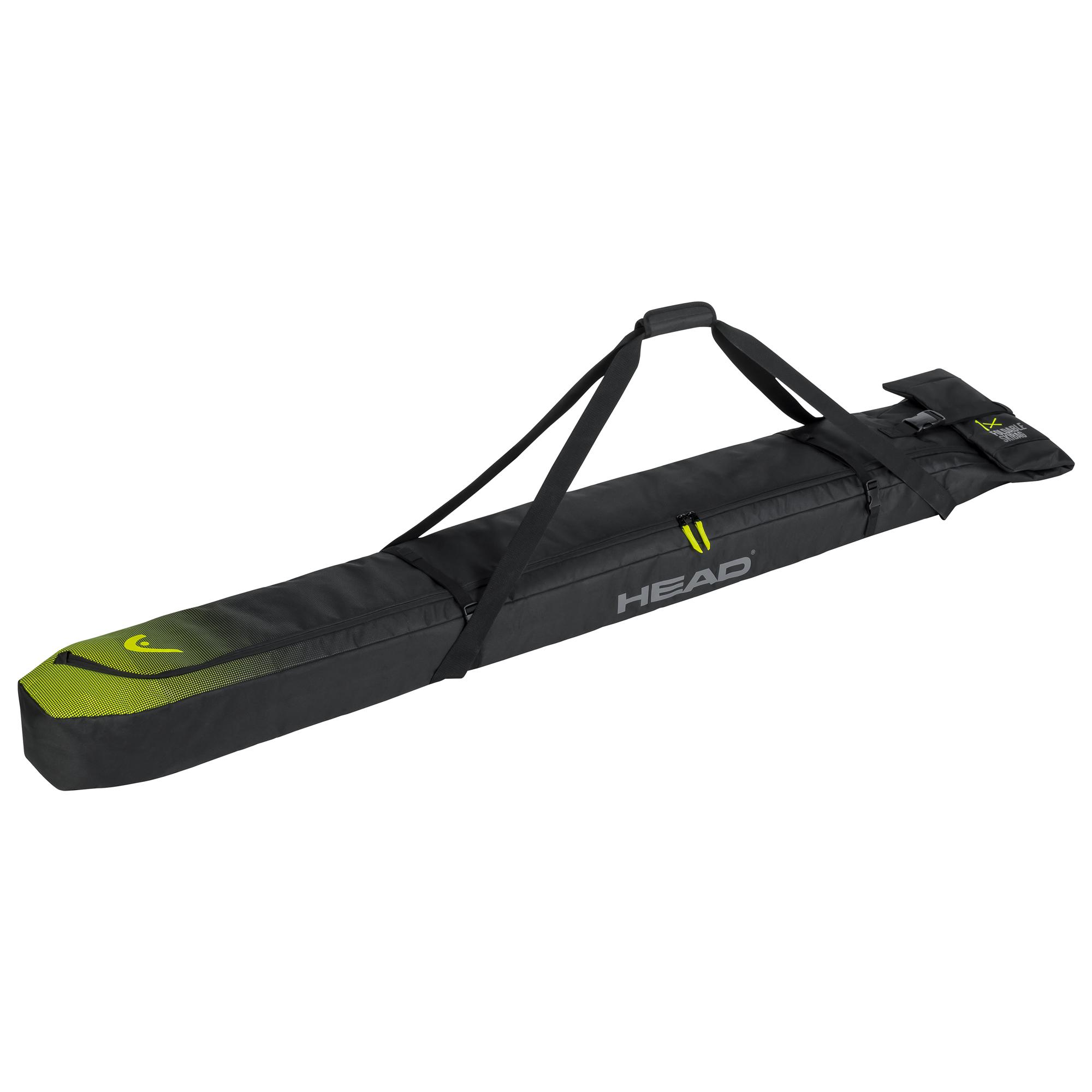 Sac à ski HEAD Allride Simple Noir et Jaune