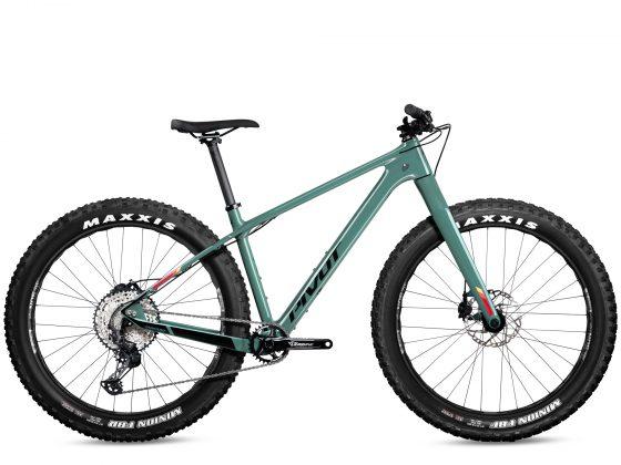 Fat Bike Pivot LES Fat Pro XT