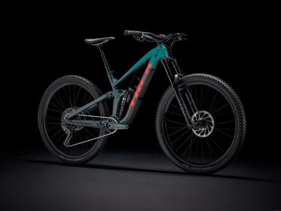 Vélo Enduro Trek Slash 8 GX Bleu Vert